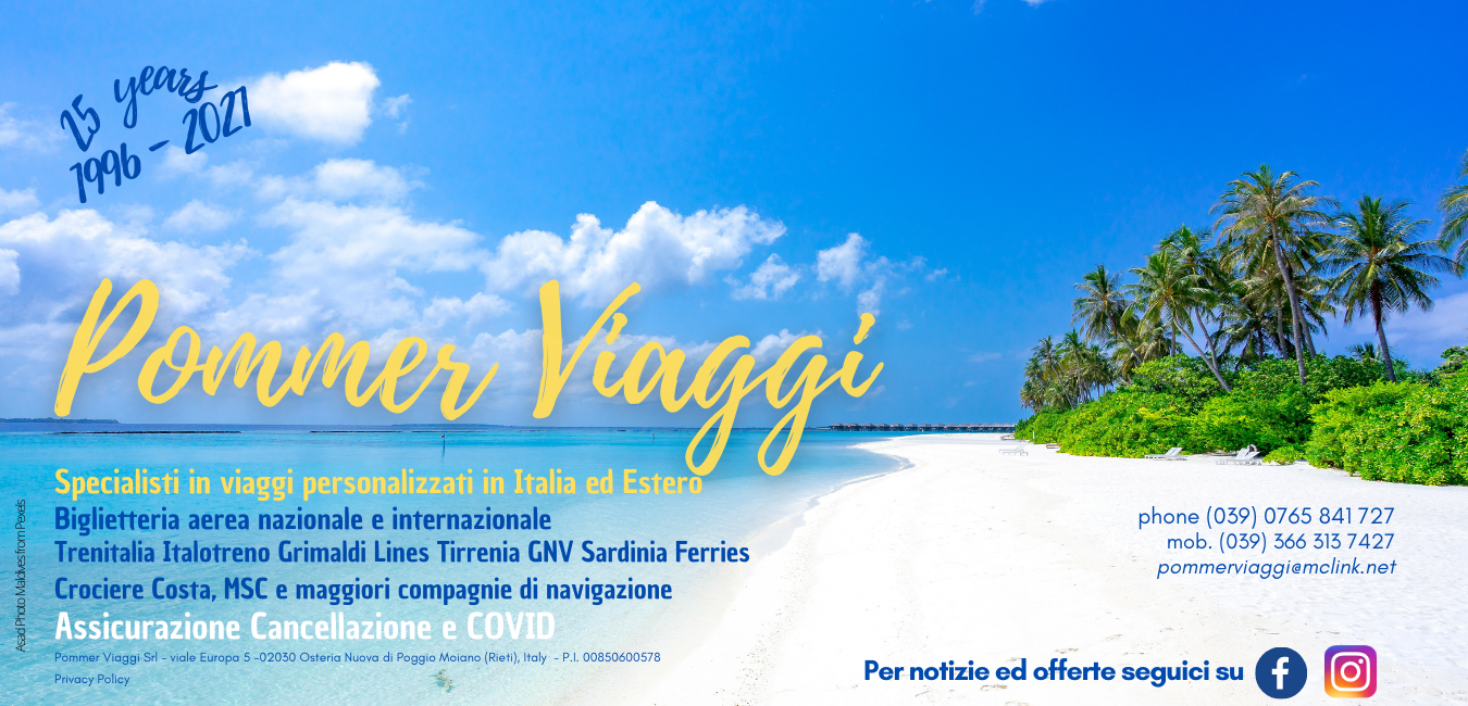 Pommer Viaggi - Active Travel & Fun